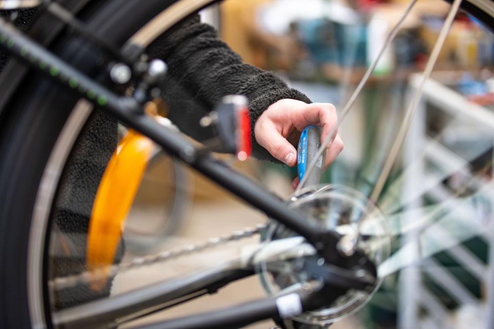 Zweirad Winkelmann | Werkstatt